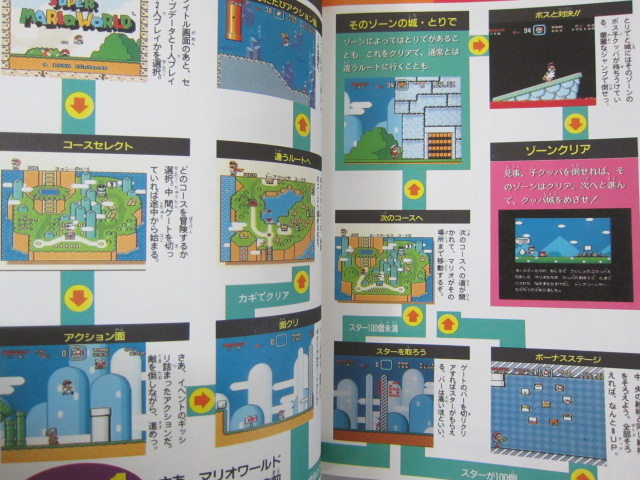 super mario world game guide