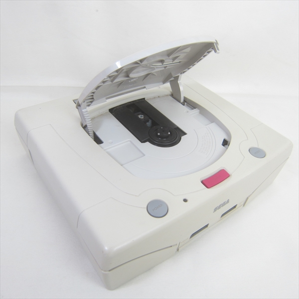Sega saturn white console system hst 3220 games japan 2622 ebay - Sega saturn virtual console ...