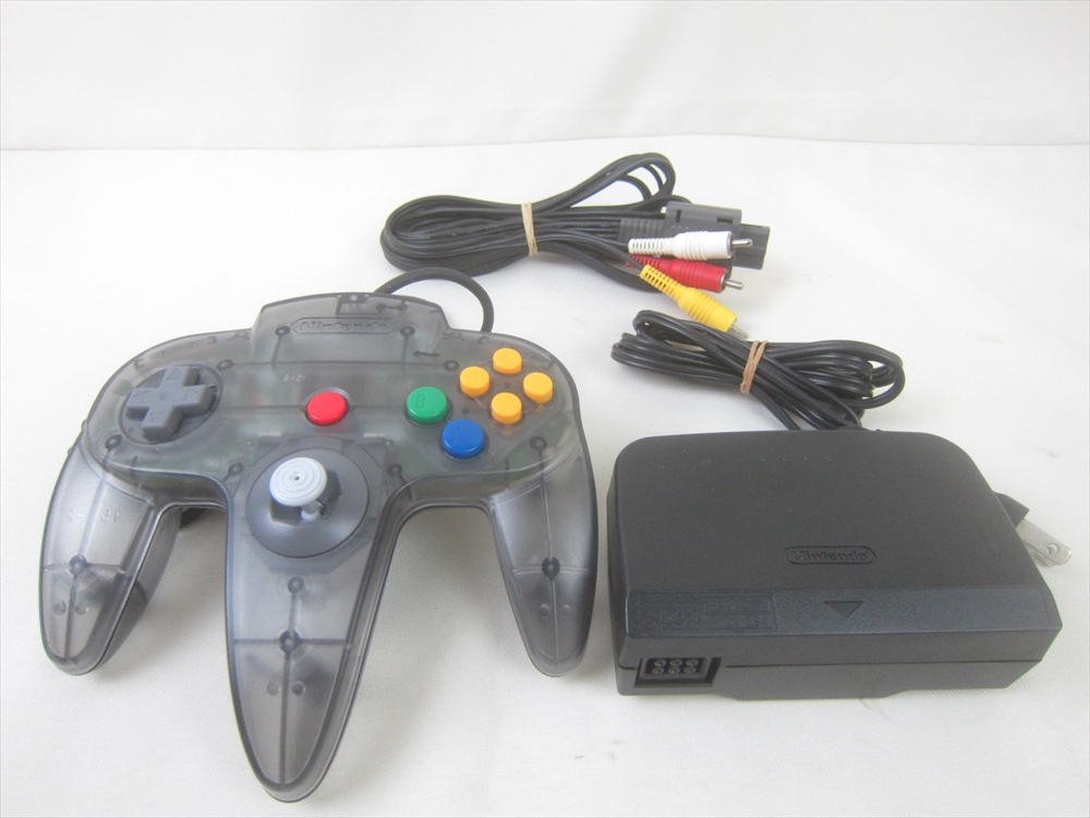 how to set up nintendo 64 with aerial cable