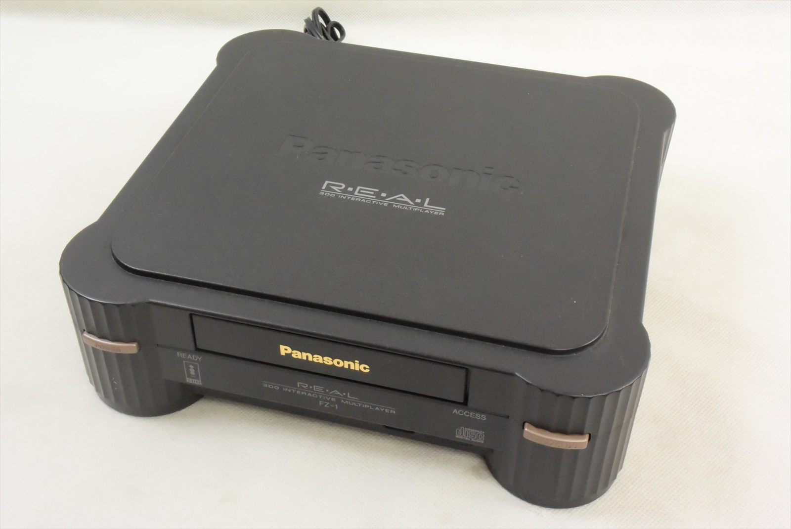 3DO REAL FZ-1 Console System Ref/4CKSA08322 Tested ...
