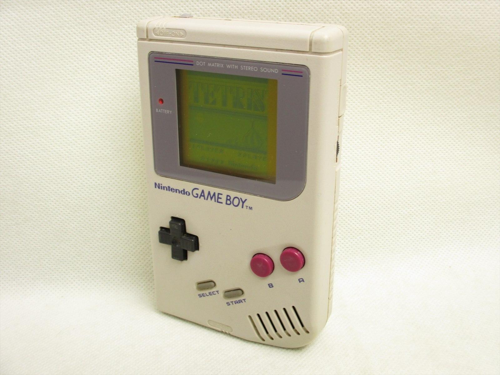 Nintendo Game Boy Original Console System Gameboy DMG 01 Classic Japan 16102 GB 050400103368   eBay