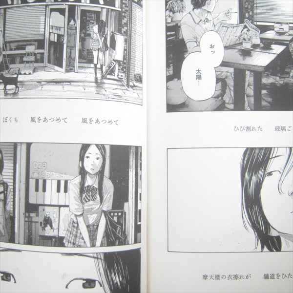 Umibe No Onnanoko Comic Complete Set 1 2 Inio Asano Book Manga Collectibles Roomburgh Nl