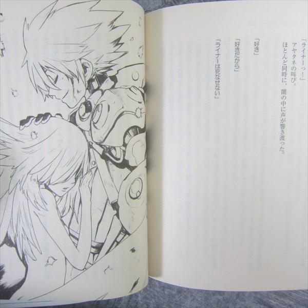 AR TONELICO Novel KEI TANAKA NAGI Japan Book SB99