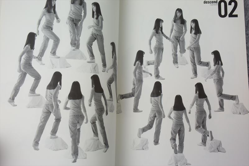 HISASHI EGUCHI Art MOVING POSE 1223 Illustration Book 87