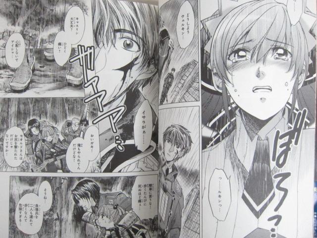 GALLIAN CHRONICLES Senjo no Valkyria Comic Set 1-4 Book Japan KD*