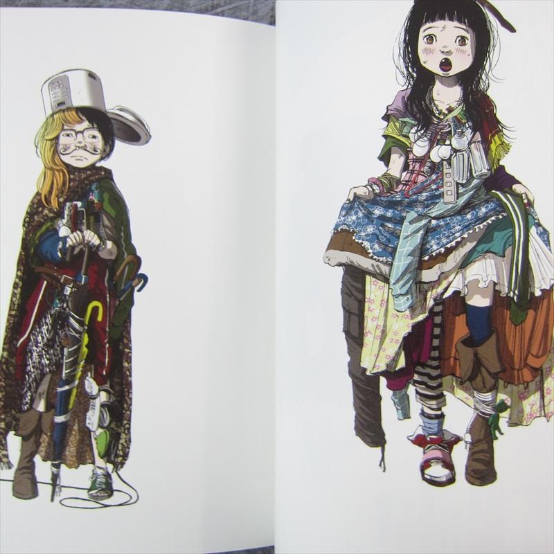 Les artbooks et vous P131009063