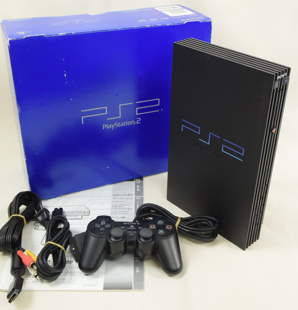 PS2 Console System SCPH-30000 Playstation 2 SONY Tested ...